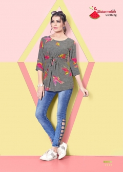 Daimond Party Vol 2 By Watermelon Designer Printed Top Collection