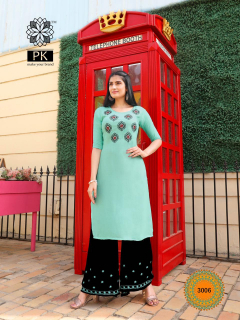 PK Plazo City vol 3  Designer kurtis wholesale price online Surat