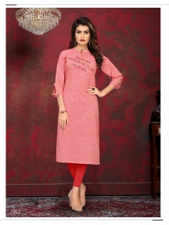 Disney By Banwery Fashion Casual Wear Kurtis Catalogue