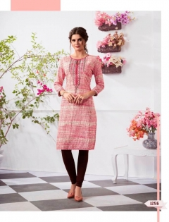 Matrix by Rangoon Heavy Rayon Printed Kurti collection