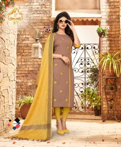 Nari vol 10 by RT casual wear  kurtis with dupatta catalogue
