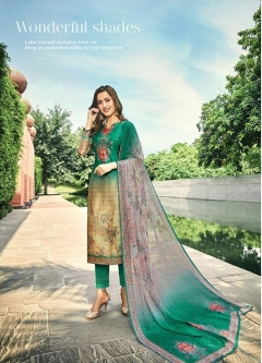 Parina By Belliza Designer Pure Modal Dress Material Collection
