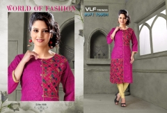 Soft Touch Cotton Kurtis