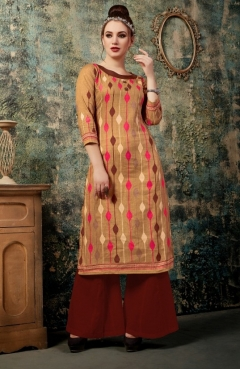 Vastra Moda Present Soul Vol -2 Casual Wear Kurtis Collection