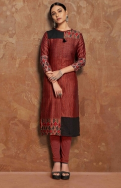 Vastra Moda By Soul Vol-1 Festival Wear Kurtis Collection