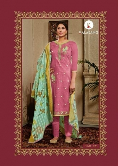 Violet By Kalarang Silk Dress Material Collection