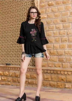 Yami Topsy vol 7 Rayon Short Top Collection