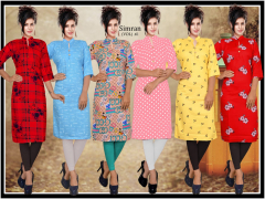 Fc Colors Vol 16 readymade kurtis wholesale in surat